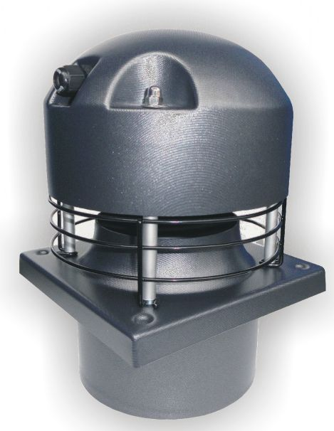 Wentylator hybrydowy WH-16 Metalplast