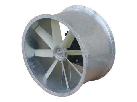 Wentylator Wysokotemperaturowy Rewersyjny Typ: HTWR