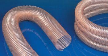 Masterflex - Flamex B-se - wąż przeznaczony dla przemysłu drzewnego, wersja trudnopalna