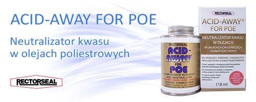 Wigmors - Acid - Away - neutralizator kwasu w olejach poliestrowych