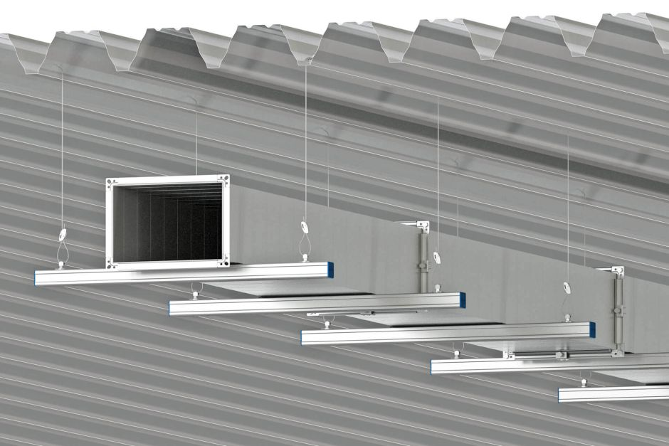 zawiesie otworów przelotowych LBT - zastosowanie