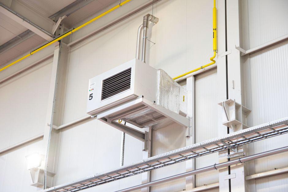 nagrzewnice gazowe EOLO spełniają wymagania zawarte w Rozporządzeniu Parlamentu Europejskiego