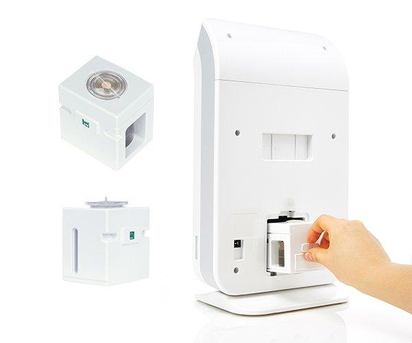 Oczyszczacz powietrza bez kosztownych filtrów