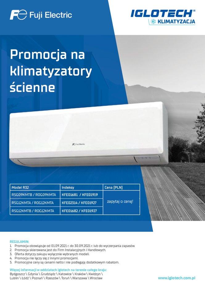 Wrzesień z Iglotech - aktualne promocje
