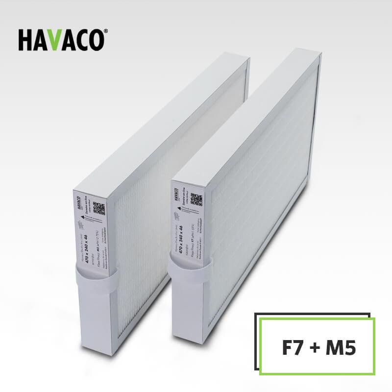 Zalety filtrów Havaco