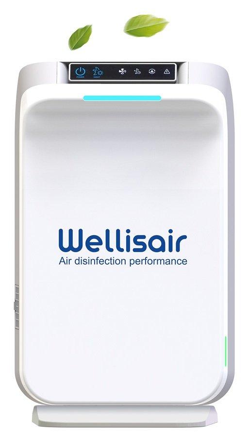 Profesjonalny oczyszczacz do walki z wirusami Wellisair