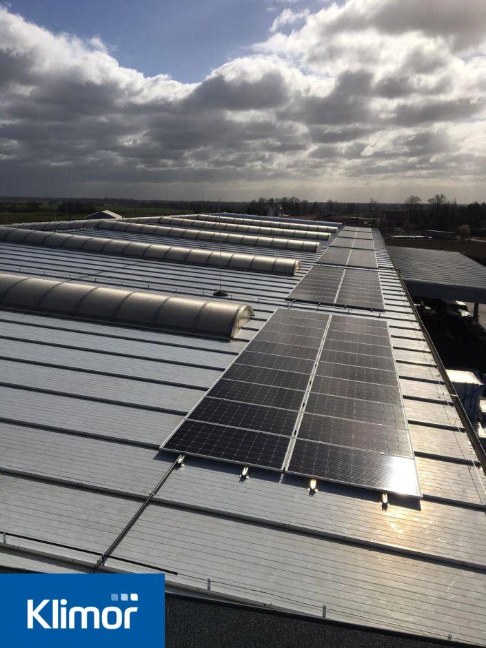 Zakłady Klimor z własnym źródłem energii PV